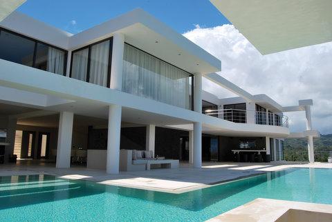 Villa md house for Casa ultramoderna