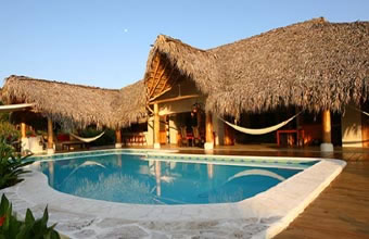 Villa Pasion Tropical Villa Pasion Tropical is the tropical dream of everybody. A luxurious 250 m2 villa in the greenest tropical surroundings just behind the most beautiful beach.