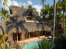 Casa Coco Found in a Luxury residence surrounded by coconut trees, on the beautiful Coson beach. A private villa of 400 m2 in the Caribbean style with swimming pool, jacuzzi. Around 80m from the beach